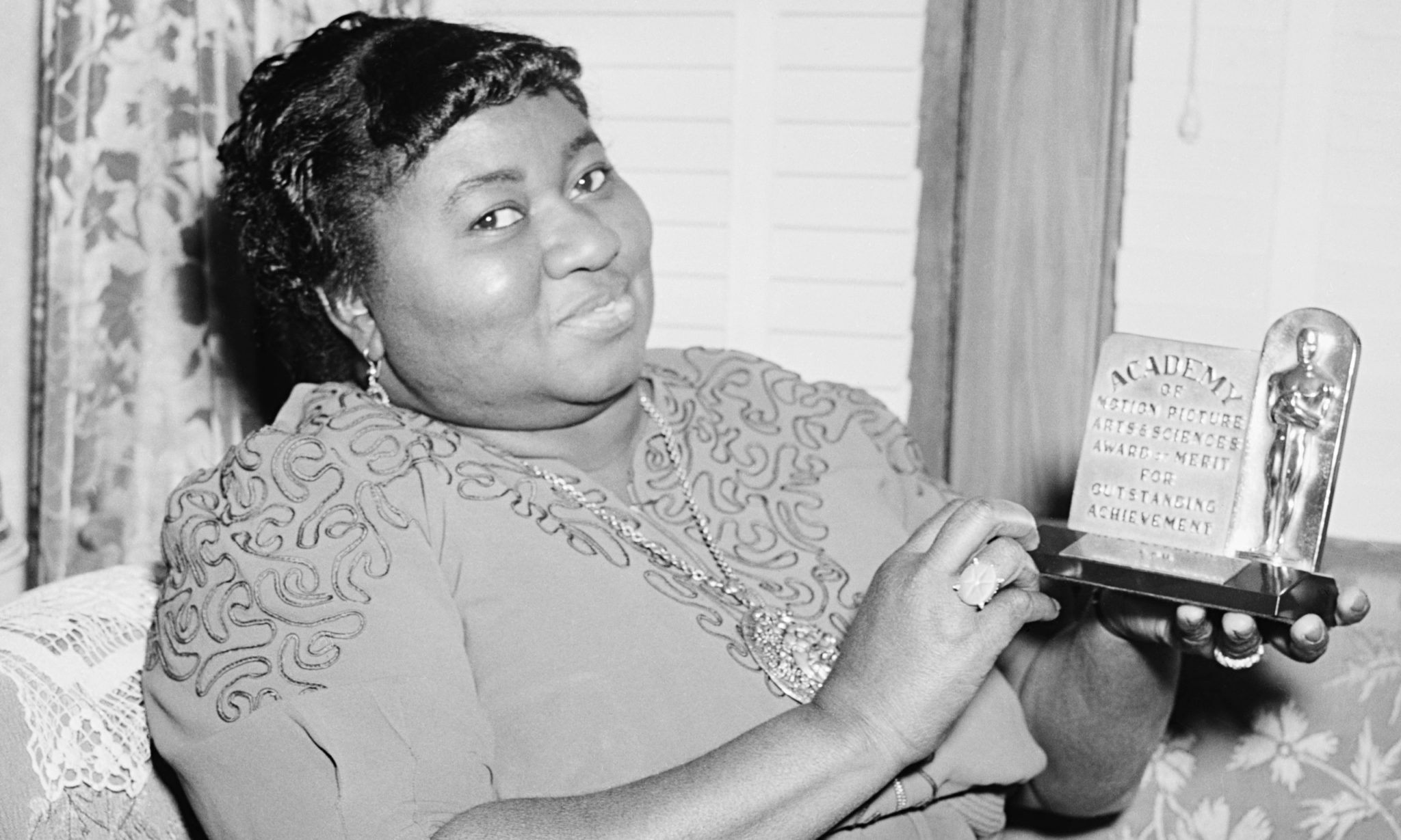 Watch Hattie McDaniel video