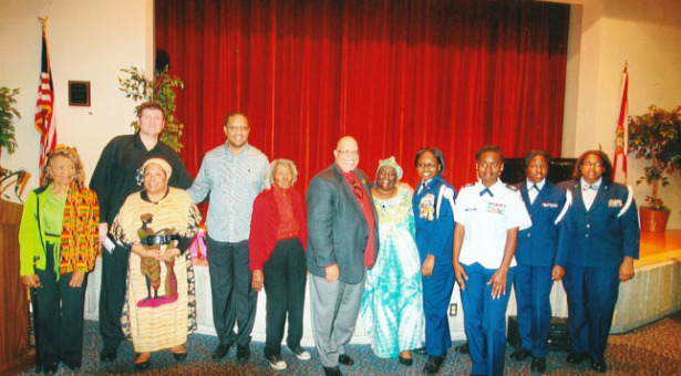 Duval County Retired Educators Association Marks Another Year of Diversity Cultural Exchange