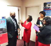 """""""Stand, Vote, Change"""" Focus of Deltas Visit to the Capitol"""
