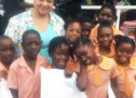 Bold City (FL)  Links Chapter Increases International Presence by Contributing to Jamaican Schools