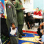 Naval Officers Impact Show and Tell with Students at Brentwood Elementary School