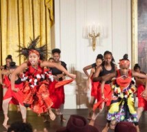 White House Black History Month Dance Performance
