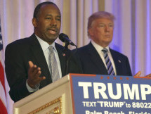 Carson warns GOP of 'absolute destruction' if Trump is denied nomination