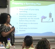 """Delta Sigma Theta Sorority Partners With United Way and TD Bank to Educate Youth on Money Management"""""""