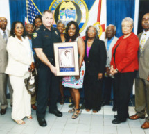 Sheriff's Office Honors First Black Female Corrections Officer, Mary Frances Griffin Sparks