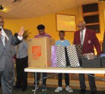 Men of St. Paul AME Preparing  Young Black Males for Success
