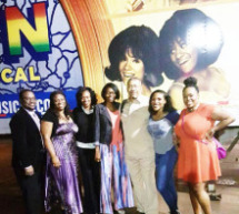 Motown The Musical Star Delights in Performing for Family in Jax !