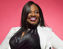 Gospel Singer Tasha Cobbs Says Black  Church Can Help With Depression