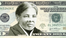 Tubman, King, Anderson to Grace U.S. Currency