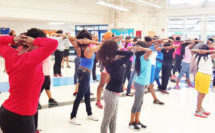 Deltas Encourage Youth to Prioritize Health & Fitness