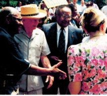 City Mourns Loss of Longtime Community Trustee Wendell P. Holmes