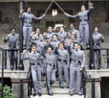 West Point Investigating Cadets' Fists-raised Photo