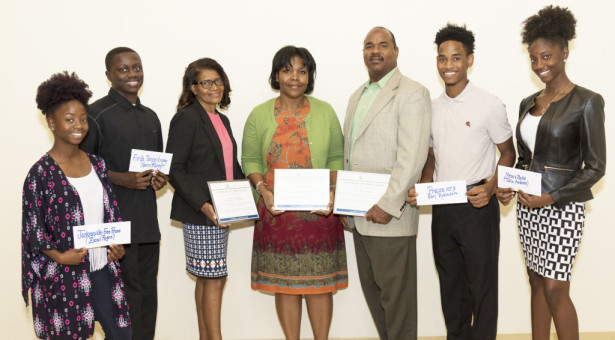Local High School Students and Entrepreneurs  Empowered Through Foundation Intern Grant
