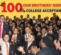 Chicago Urban Prep Academy Does It Again, Sends 100 Percent of Graduates to College