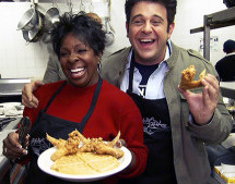Gladys Knight's Restaurants are in Receivership