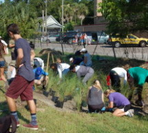 Urban Core Teens Learning the Value of Going Green