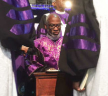 Dr. Michael Mitchell Among New AME Leadership Elected as 134th Bishop