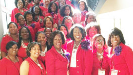 Jacksonville Chapter Wins Chapter of the Year at Delta Regional Conference