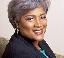 Donna Brazile visits DNC Black Caucus