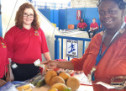 Local Produce Market Opens at Main Bus Station