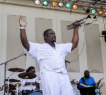 Beaches Jazz Fest Energizes Sweltering Fans
