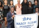 Jax Students Bring Home the Medals for NAACP ACT-SO