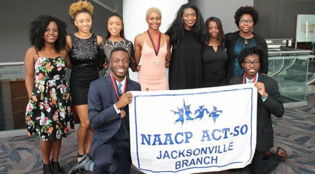 Jax Students Bring Home the Medals for NAACPACT-SO