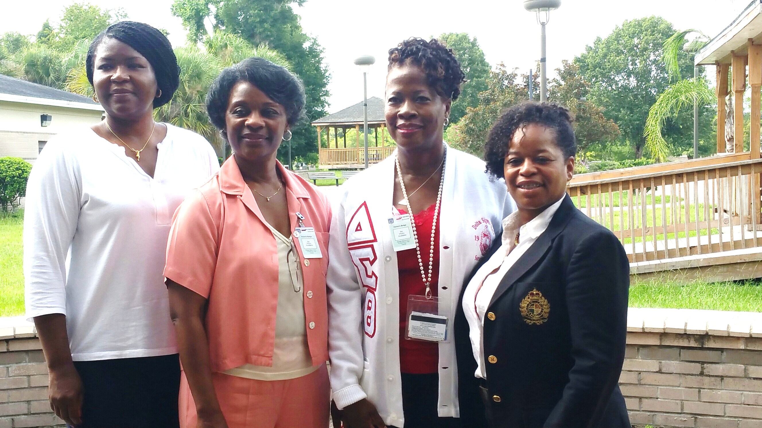 Guest presenters includedVeronica Tutt (retired Master Chief E-9), Vathrice Hartwell (retired US Navy-Captain) and Jacqueline Moise (recently retired Senior Chief E-8).