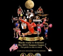 BLACK AND GOLD: Blacks Ready to Dominate Rio 2016 Summer Games