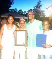 75th Birthday of Lois Jones-DeVaughn Highlighted with Official Proclamations