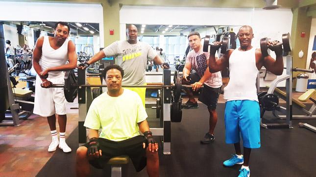 gym upload