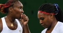 Williams Sisters' Olympic Doubles Loss Not 'Devastating,' Serena Says