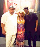 Tom Joyner Morning Show Comedians Come from Behind the Mic for Laughs