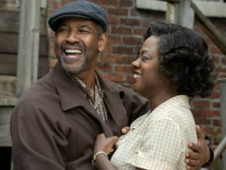 "ESTEEMED PLAYWRIGHT August Wilson's work will live on long after his death in a new format. Denzel Washington and Viola Davis star in Paramount Pictures ""Fences,"" coming to theaters on Christmas Day."