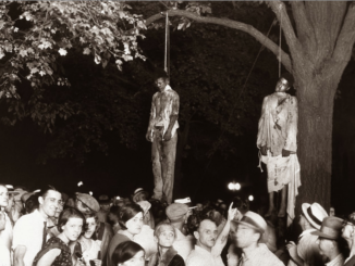 Black-lynching