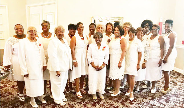 Delta Delta Chapter Host Two State Founders Day Celebration