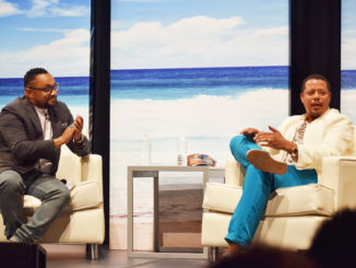 The Business of Entertainment dialogue with Terrance Howard
