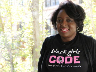 Kimberly Bryant, 47, is the founder of Black Girls Code