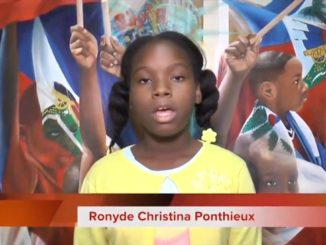 Ronyde Christina Ponthieux, a 10-year-old from Florida, sent a personal video appeal to President Trump after plans to end the Temporary Protected Status (TPS) designation for Haitians were announced last week.