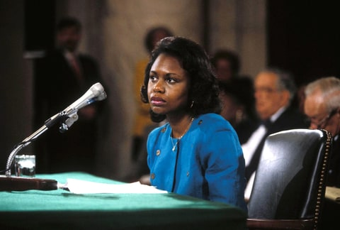 Anita Hill to chair Hollywood commission on sexual misconduct