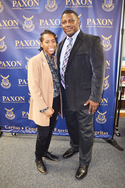 barlow daughter honor 1 Drr Royce l turner principla paxon high school for advanced studies
