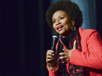 Hollywood legend Jenifer Lewis shares memories from her rollercoaster career, during a special appearance at the Duke Ellington School of Performing Arts in Washington, D.C. (Freddie Allen/AMG/NNPA)
