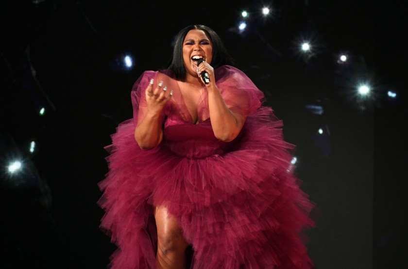 Of Course Lizzo is Time's Entertainer of the Year. You Expected Someone Else?