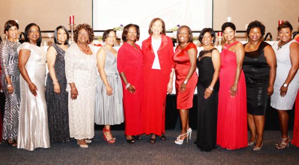 Jacksonville Deltas Celebrate 70 Years of Activism