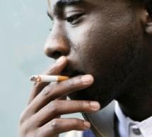 Smoking Rates No Longer Falling Among Young Blacks