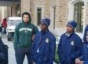 Valor Academy Students Visit Notre Dame