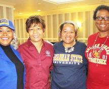 Jacksonville Links Celebrate Love for HBCUs