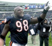 Ex-Bear Bryan Robinson Dies at 41