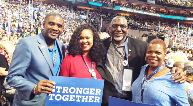 Jacksonville Delegates Represent at the DNC