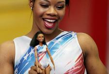 U.S. Olympic Champion Gabby Douglas Gets Her Very Own Barbie Doll